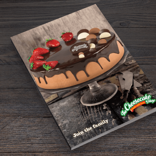 Marketing and Design Agency - Poloko - Northern Beaches - The Cheesecake Shop