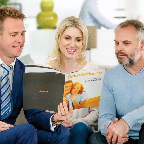 Marketing and Design Agency - Poloko - Northern Beaches - Raine & Horne